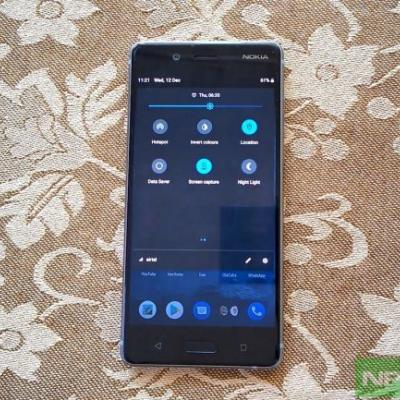 Android Pie availability for Nokia 8 spreads to new markets