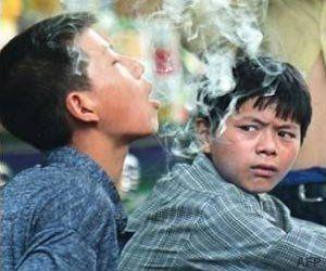Exposure to Graphic Anti-smoking Posters Increases Smoking in Teens
