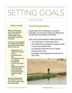 Are You Setting Realistic Goals?