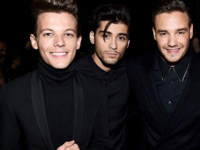Zayn Malik and Louis Tomlinson Are Friends Again