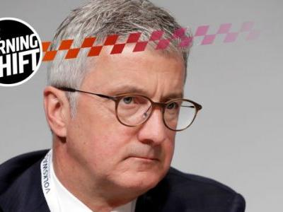 Or Audi CEO Rupert Stadler Has Been Arrested In Ongoing Dieselgate Fallout