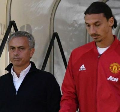 'It's just rumours' - Mourinho plays down Ibrahimovic to LA Galaxy claims
