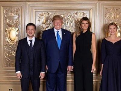 'I stayed at Trump Tower': Ukraine president's call with Trump shows how far world leaders can go to massage his ego