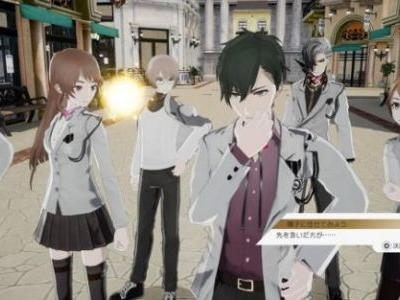 Caligula Overdose Trailer Shows Off Remade Characters and Visuals