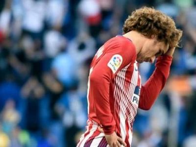 Man City and PSG rule out move for £105m Griezmann