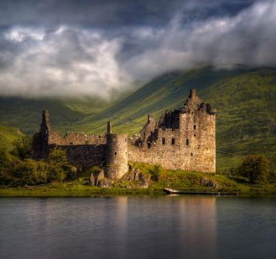 Cheap flights to Scotland from all over the US are available for under $500 right now