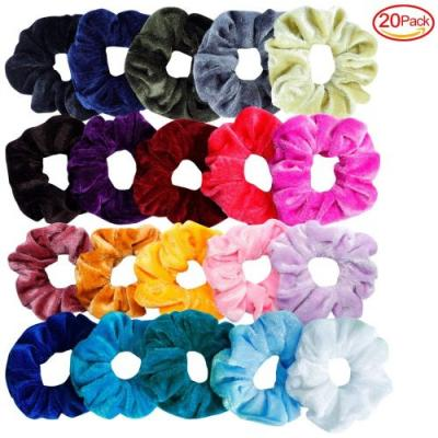 Attention '90s Babies: You Can Get 20 Scrunchies For $10 on Amazon