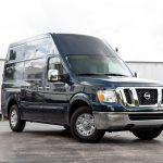 2017 Nissan NV3500 Cargo High Roof - Instrumented Test