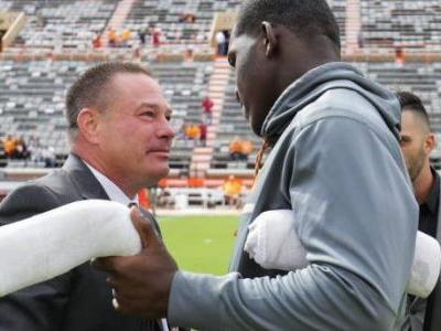 Report: Butch Jones leaving Alabama for job at Maryland
