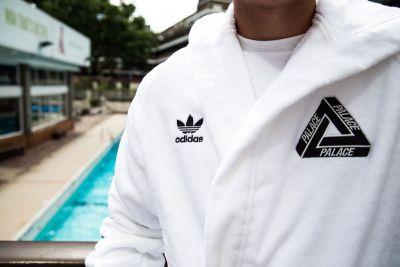 London's Streetwear Scene Came out in Full Force for Palace x adidas Originals