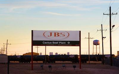 JBS recalls beef stew products made in Cactus, TX