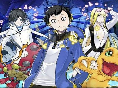Digimon Story: Cyber Sleuth - Hacker's Memory for Switch Leaked by Spanish Retailers