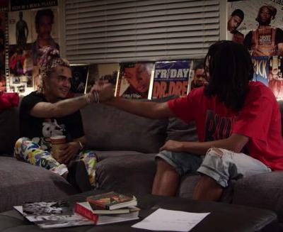 This J. Cole and Lil Pump Interview Is How We'll Achieve World Peace