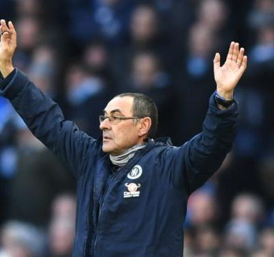 'I know what he wants to do' - Guardiola sympathises with Chelsea boss Sarri after Man City defeat