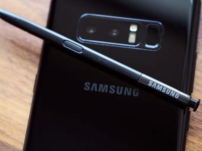 Samsung Galaxy Note 9's Bluetooth S-Pen confirmed in FCC listing