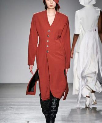Oxford Fashion Studio Brings 10 Independent Designers to NYFW at Pier 59 Serving a Fresh Flair on the Runway