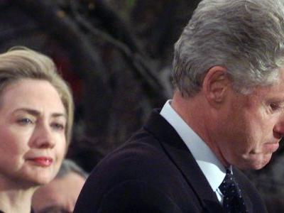 'You're the one who got yourself into this mess': Hillary Clinton remembers reacting to Bill's impeachment 20 years ago