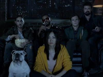 NYCC: The Boys Teaser Released as Simon Pegg Joins the Amazon Series
