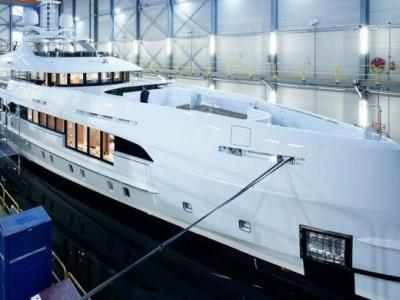 Superyacht Builder Heesen on Impacts of Covid-19 Pandemic