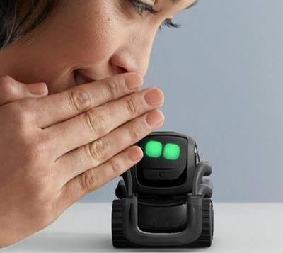 Anki Vector Robot receiving Amazon Alexa support December 17th 2018