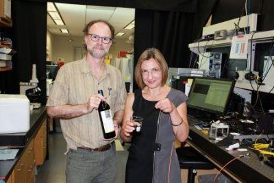 Medical Imaging Technology Could Light the Way to Better Wine