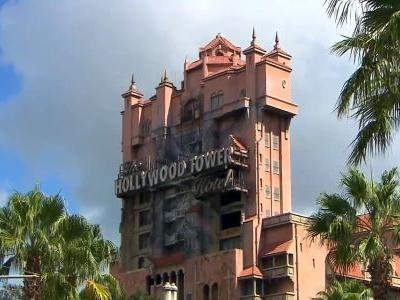 Why Walt Disney World's Tower Of Terror Could Be In Trouble Because Of The New Twilight Zone
