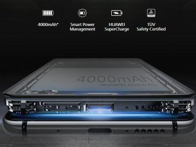 Huawei Mate 10 & 10 Pro Comes With Safety Certified SuperCharge Batteries