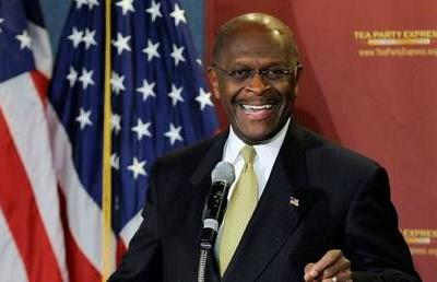 Dems gloat & hold up former GOP presidential Cain candidate hospitalized with Covid-19 as 'proof' US shouldn't have reopened