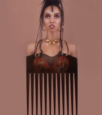 FKA twigs on launching an Instagram mag called AVANTgarden