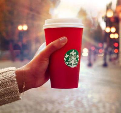 A Starbucks worker just leaked a photo of this year's holiday cups - and there's one huge difference from past years