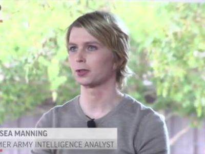 Former Army intelligence analyst Chelsea Manning says she not a traitor