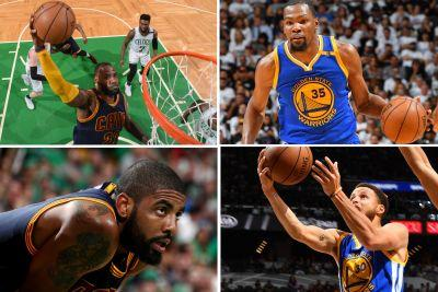 Here comes a playoff climax the NBA has never seen before