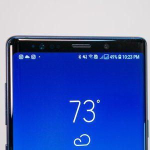 Samsung smartphone with 19:9 aspect ratio seemingly in the works