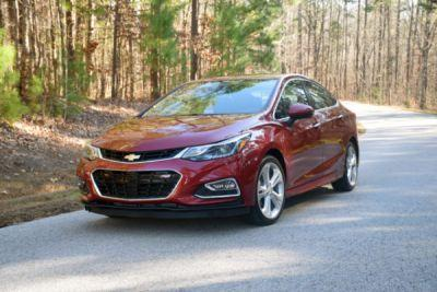 Hatchback, Diesel Options for 2017 Chevrolet Cruze