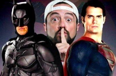 Kevin Smith Wanted Christian Bale in Batman v Superman Instead