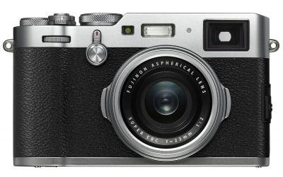 Fujifilm's X100F should be its best fixed-lens camera to date