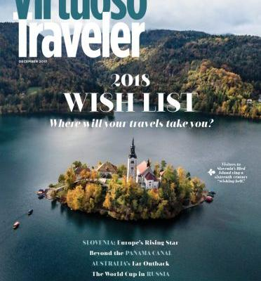 Virtuoso Traveler: December 2017