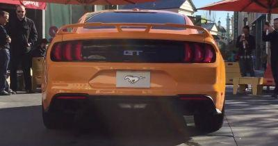 Here's Your First Chance To Listen To The 2018 Ford Mustang GT's Active Exhaust