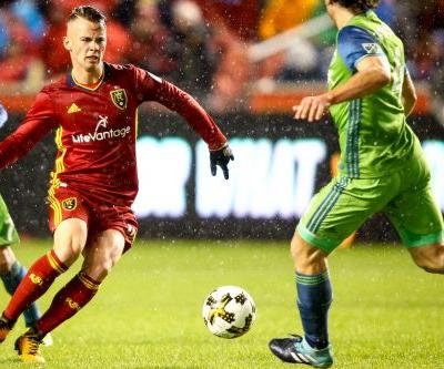2nd-half surge carries RSL to 2-0 victory over Seattle