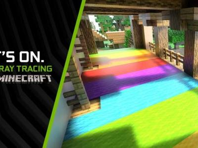Minecraft Getting Free Ray Tracing Update for Certain Graphics Cards