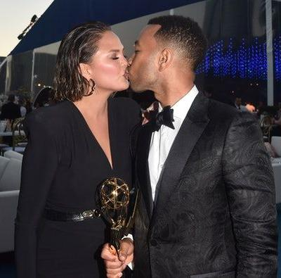 12 Photos Of Chrissy Teigen & John Legend In Love, In Case You Forgot That They're Perfect