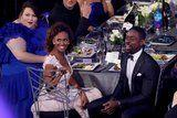 SAG Awards: The Cute Sterling K. Brown and Ryan Michelle Bathe Moments You Didn't See on TV