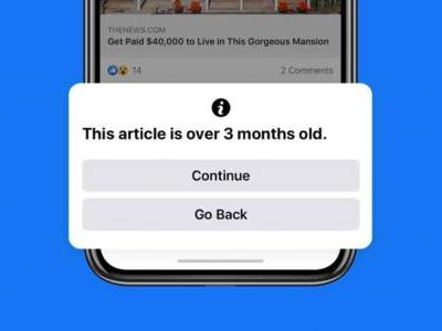 Facebook Will Warn Users Before They Share COVID-19 Articles