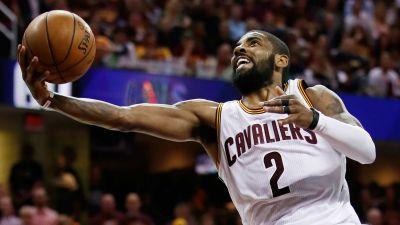 NBA playoffs 2017: Kyrie Irving goes off to lead Cavs comeback