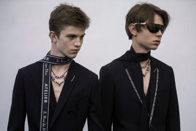 Kris Van Assche Was All About Youth for Dior Homme's 2018 Spring/Summer Collection