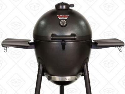 Join The Smokeboy Cult With This Popular Kamado Grill, On Sale For Cyber Monday