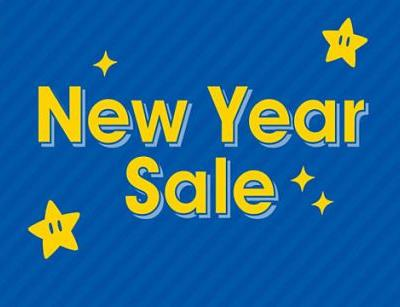 Switch New Year's Sale Sees Discounts on Big-Name Games