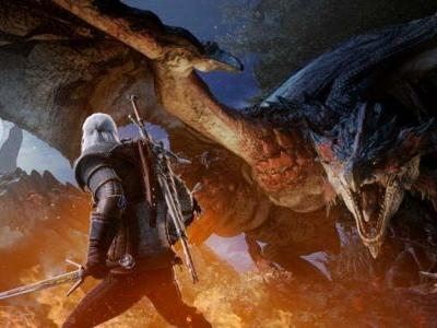 The Witcher's Geralt Coming To Monster Hunter World Early Next Year