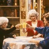 A Golden Girls Cookbook Is Happening, and We're Already Hooked on the Cheesecake Recipe