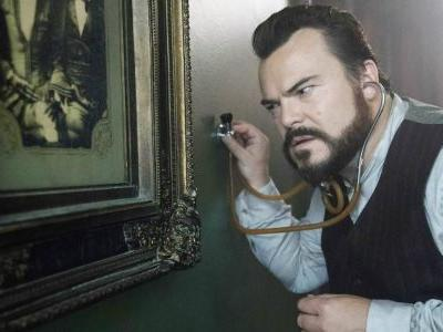 The House with a Clock in Its Walls Trailer 2: Jack Black's a Warlock